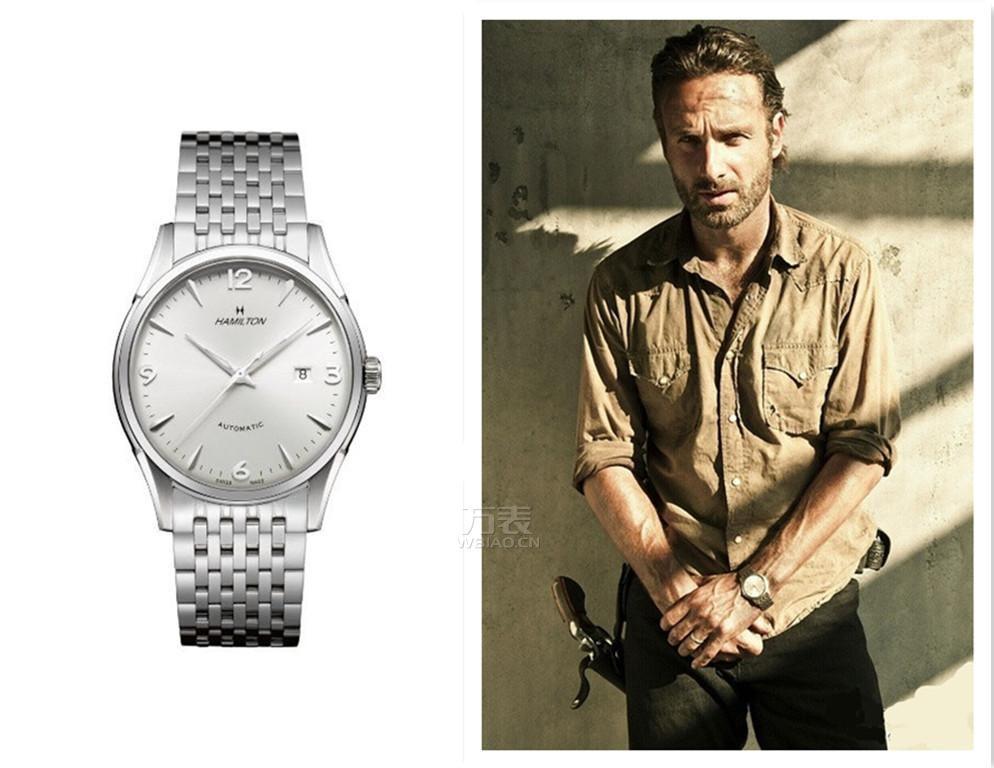 明星都带什么手表?盘点明星最钟意的手表