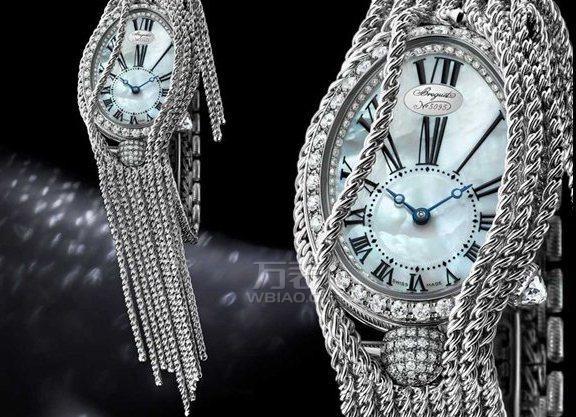 宝玑手表如何?被尊奉为艺术品宝玑手表