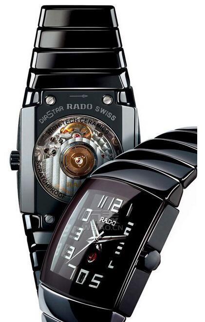 """雷达新概念一号""""腕表"""