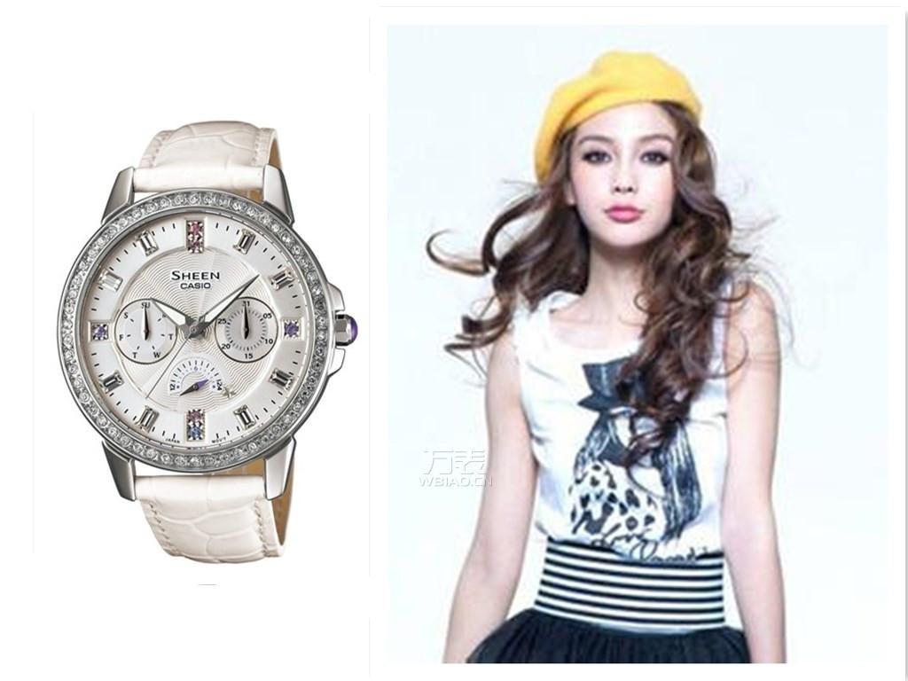 几千块的手表一手撑起时尚半边天