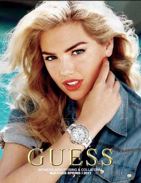 guess的手表好吗?Guess演绎时尚美国风格