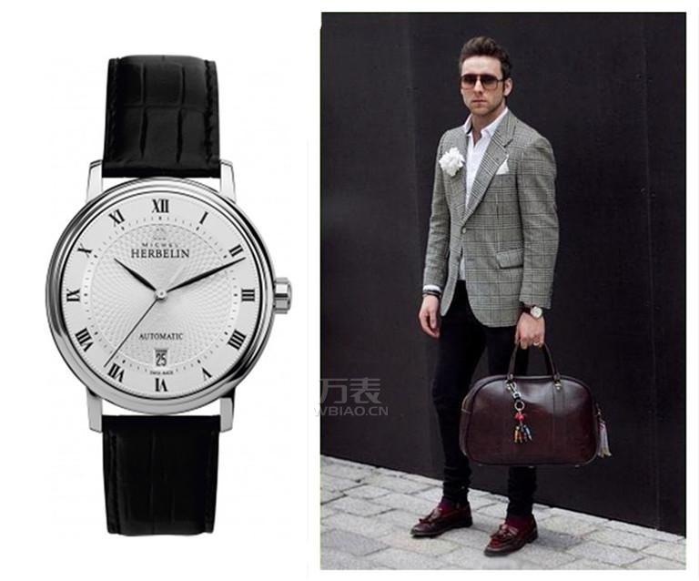 男款手表哪个好?万表网力荐男士时尚表款