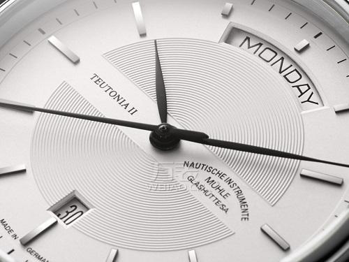 德国手表品牌哪个好?品味万表网格拉苏蒂.莫勒的严谨之风