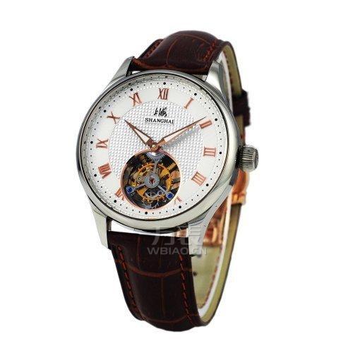 上海牌陀飞轮手表哪里有卖?国产腕表翘楚显露精湛技艺