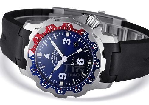 万表网|德国手表推荐,格拉苏蒂·莫勒潜水飞行的双重身份 莫勒