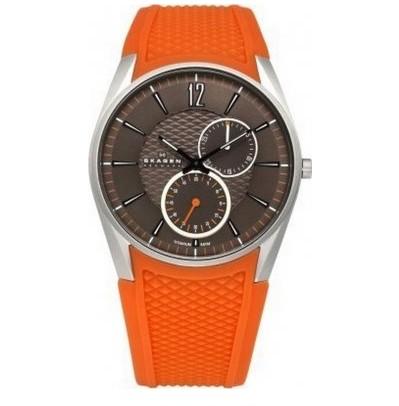 skagen手表多少钱?品味skagen手表极简北欧风情