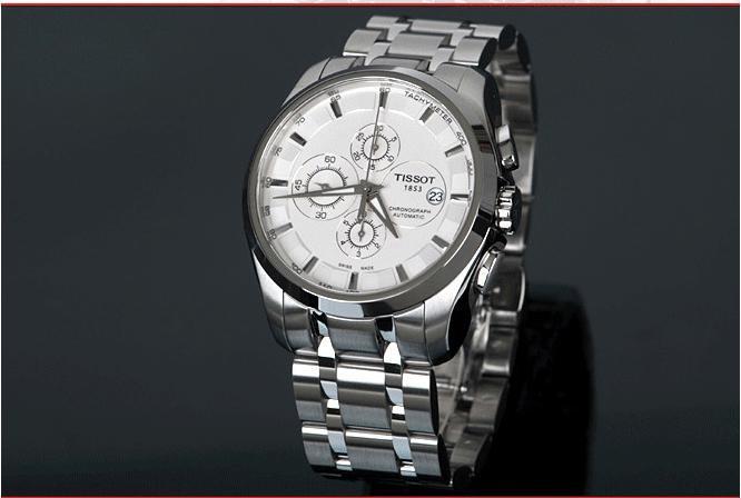 天梭手表哪里回收?浅谈手表回收问题