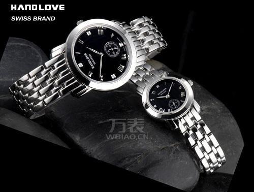 瑞士汉爱手表怎么样?handlove手表质量怎么样?