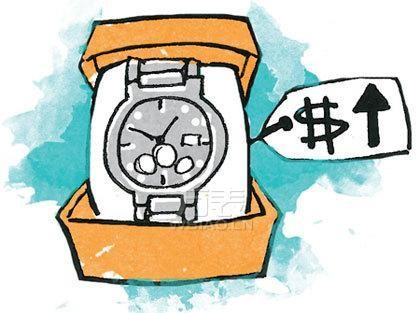 如何在淘宝上买手表?淘宝买表低价是硬伤