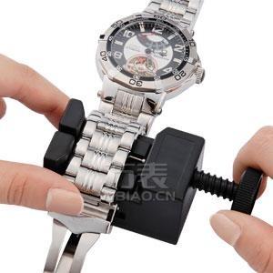手表表带长了怎么办?手表表带拆卸图解教你表带怎么拆