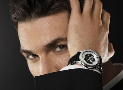 万表网三款艳羡男士腕表 让你俘获美人的芳心