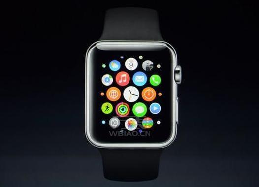 苹果智能手表Apple Watch问世 功能强大引欢呼