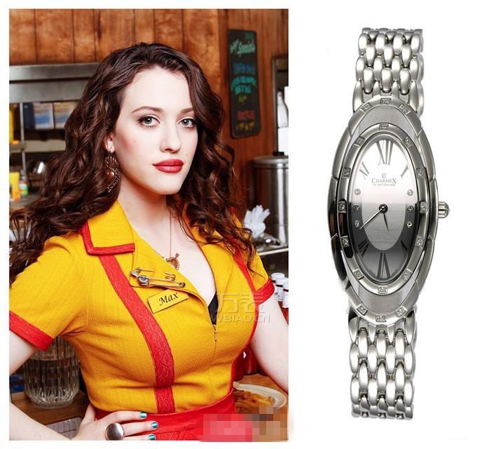 《破产姐妹》戴什么手表?彰显个性,万表网的腕上时尚搭