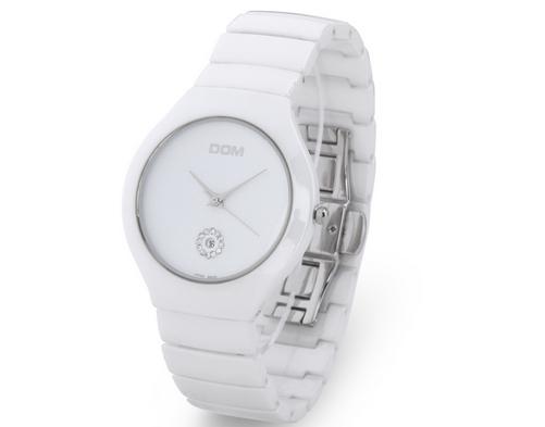 白色陶瓷手表怎么清洗?正确清洗,还原白净本色