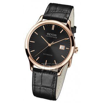 手表买什么牌子的好?以传统三针显示时间,流露出最自然的优