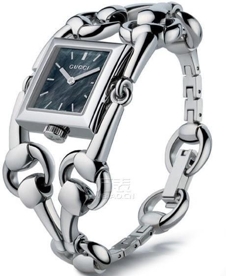 gucci手表好吗?万表网古驰女式系列塑造雅魅熟女