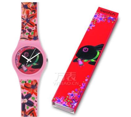 斯沃琪生肖手表