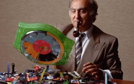斯沃琪手表创意青春世界,腕上独领风骚