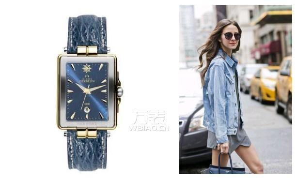 送女生手表代表什么?生活领悟非凡赋予佩戴者儒雅气质