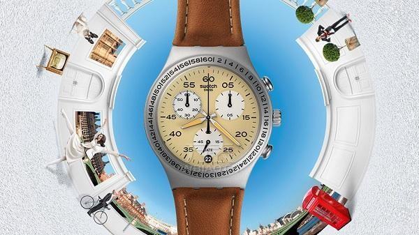 斯沃琪Swatch手表超薄款有哪些?时尚潮表倾得你心