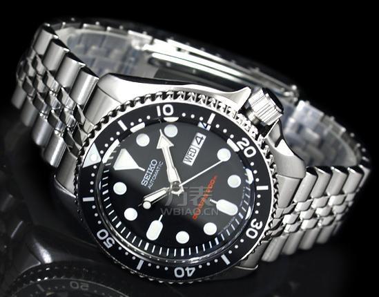 精工手表带怎么拆?精工拆卸表链节的技巧