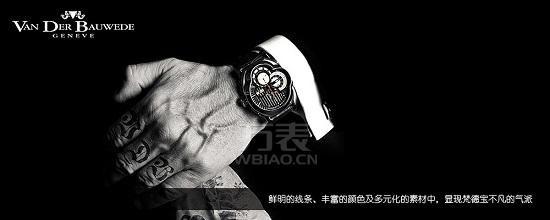 万表网独代品牌梵德腕表,源自自然力量的设计灵感