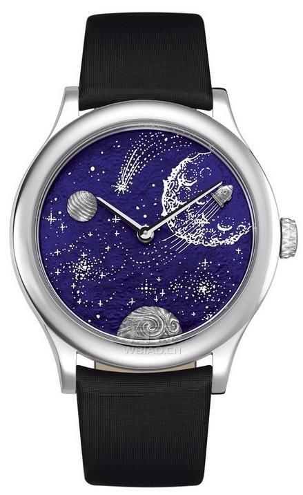 星空表盘手表