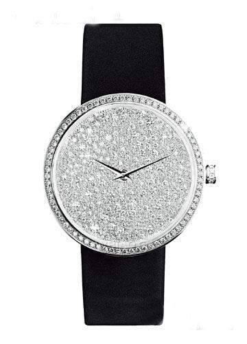 迪奥钻石手表