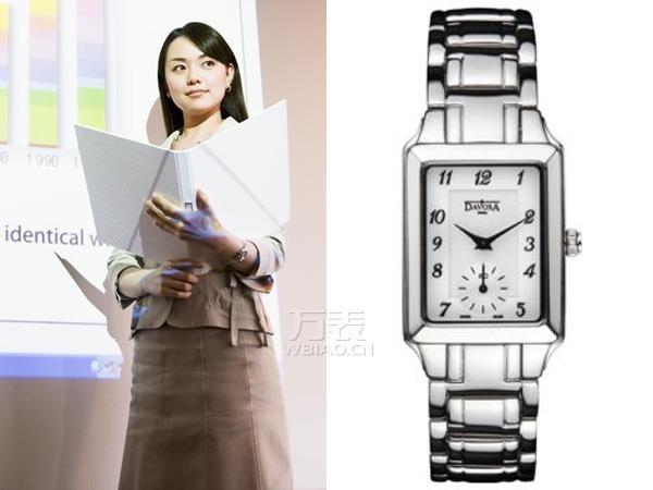 老师戴什么手表好?万表网迪沃斯与教师一齐把握课时