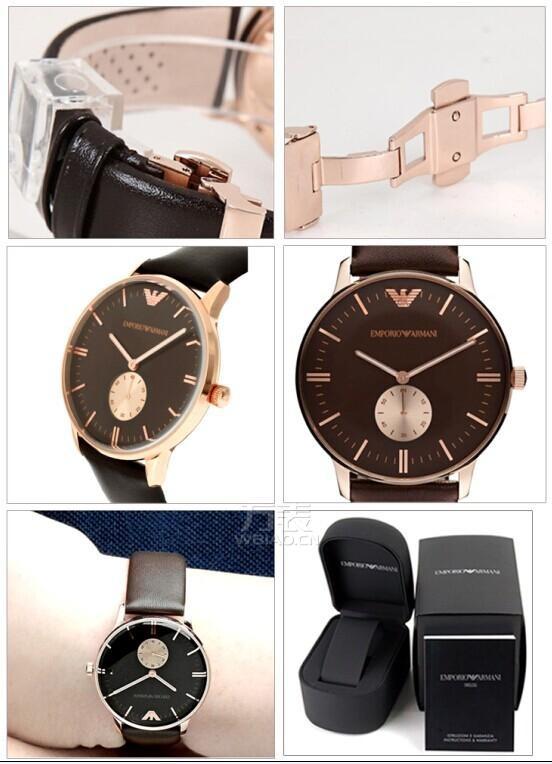 阿玛尼运动腕表,为腕上时尚运动的代言