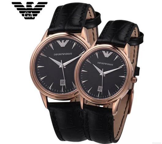 阿玛尼表是什么牌子——奢尚品牌腕表系列图片赏析
