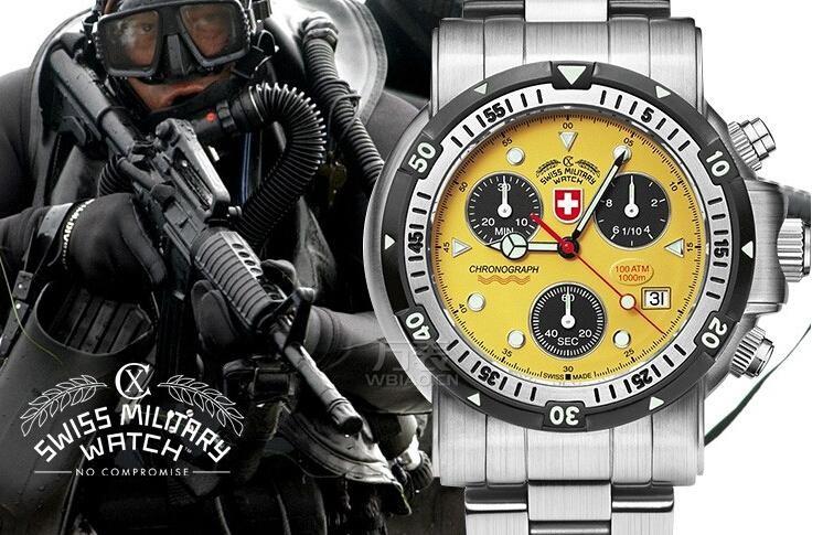 最实用的手表有哪些?活力亮眼黄色表盘夺目非凡