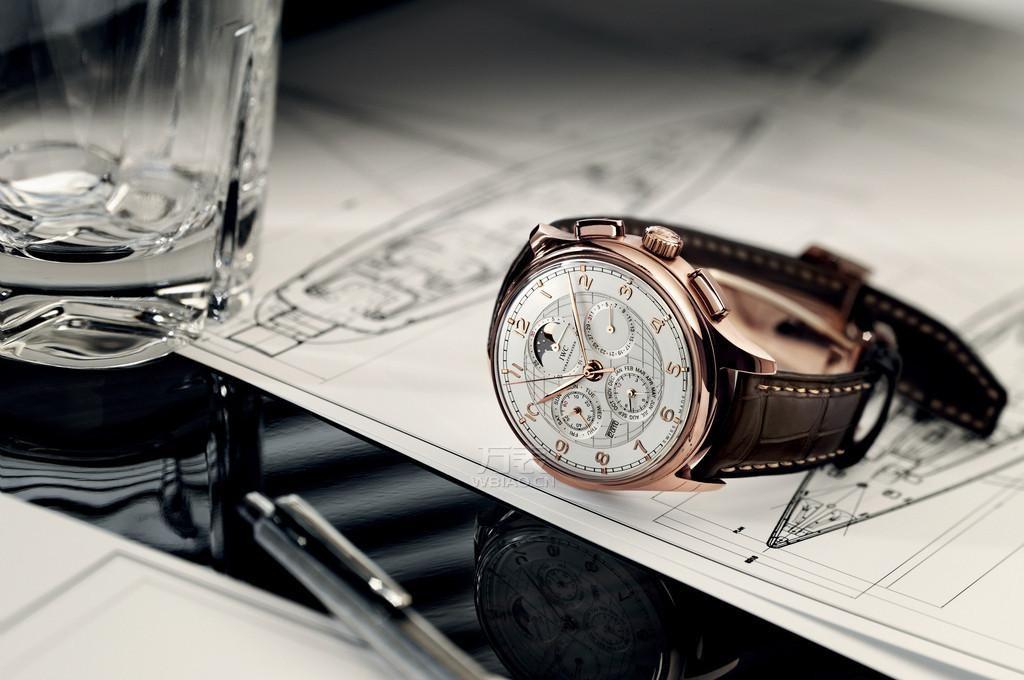 探讨万国属于什么档次的手表,从三个方面理解