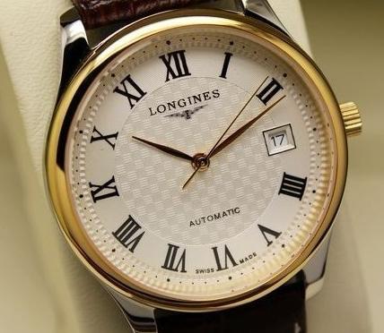 浪琴男士手表,浪琴名匠系列表款演绎男士优雅