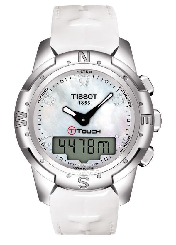 触屏天梭手表