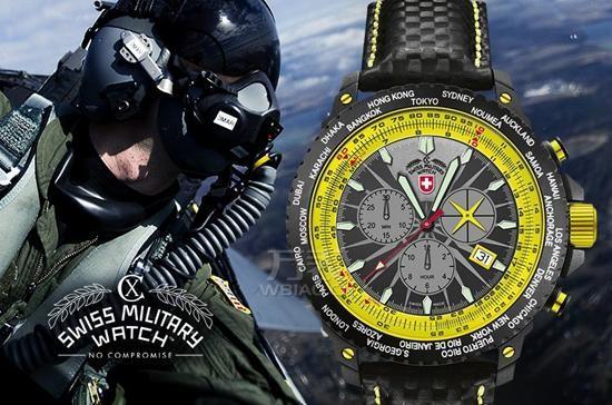 军用手表哪个牌子好?德、美两国军表大对决谁与争锋