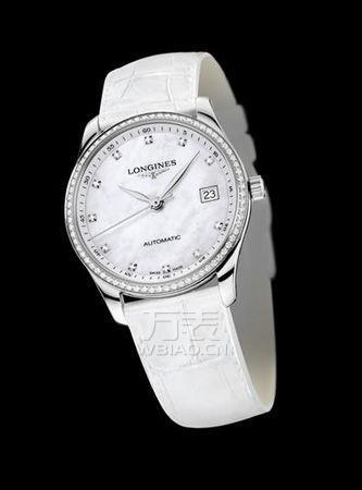 白色女士手表