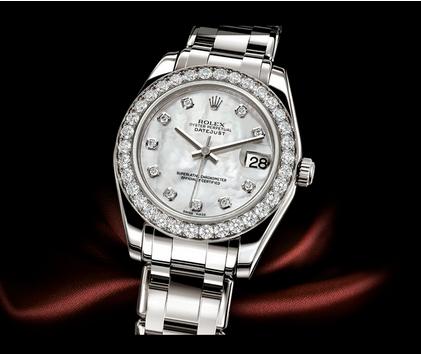 劳力士手表标志,Rolex劳力士手表的象征意义