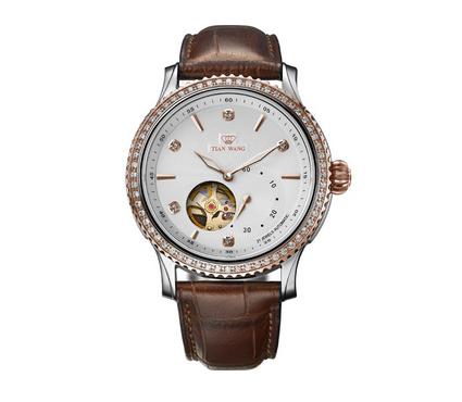 羅西尼手表和天王手表哪個好,選擇好手表等于選擇好品味