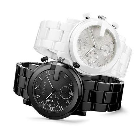 gucci陶瓷手表多少钱?2014古驰(Gucci) G-CHRONO系列新款陶瓷腕表