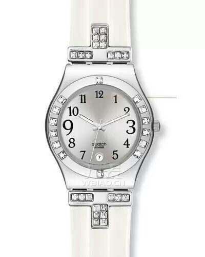 斯沃琪新概念手表——锁在腕间的