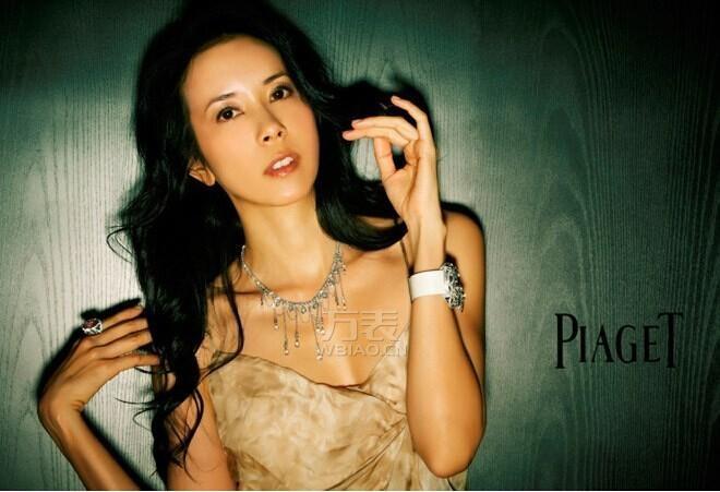 女神品味——莫文蔚代言的手表,腕上特立独行