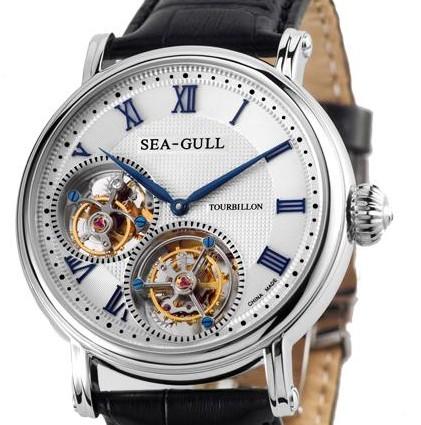 国产最好的陀飞轮——海鸥陀飞轮手表