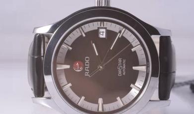 雷达皮带手表与众不同,独特腕表中的技术控