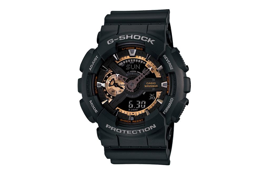 gshock手表说明书,超详细官方说明书原版