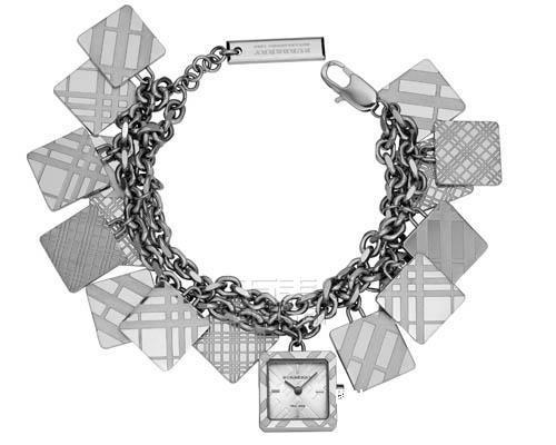 burberry手链式手表的价格多少?博柏利腕表刮起时尚英伦风