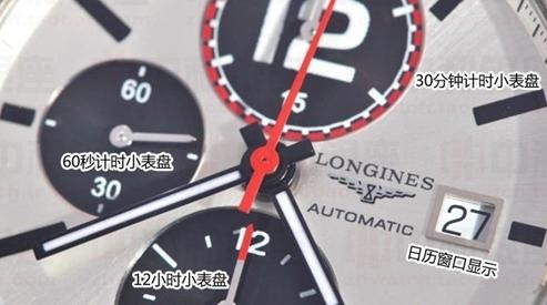浪琴六针手表:浪琴手表六针的含义及调校说明