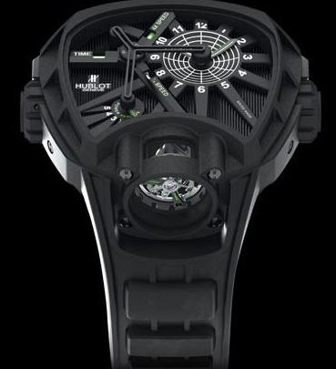改变时光长度的创意手表