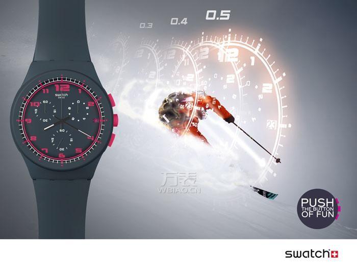 Swatch手表不走了是什么原因?Swatch手表不走处理方法