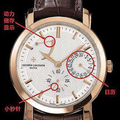 手表的基本知识:手表功能、时差详解